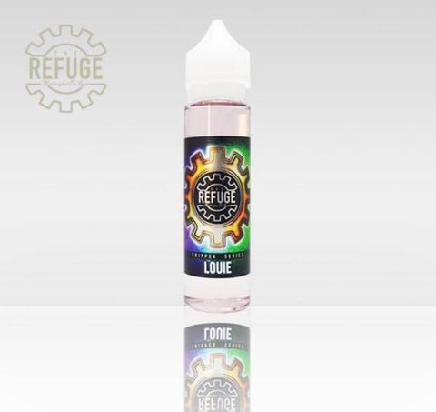 Louie - The Refuge (Dripper Series) - E Juice - Breazy