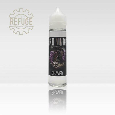 Shaved - Hard Wired - E Juice - Breazy