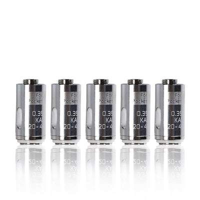 Pocketbox Replacement Coils (5 Pack) - Innokin