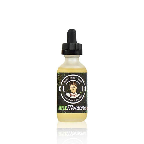 Apple Montana - The Clic E Liquid