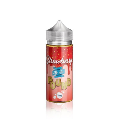 Strawberry - By The Pound E Liquid