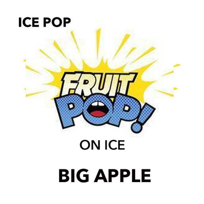 Big Apple - Ice Pop E Liquid