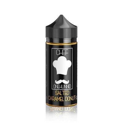 Salted Caramel Donut - Chef One Hunnid E Liquid