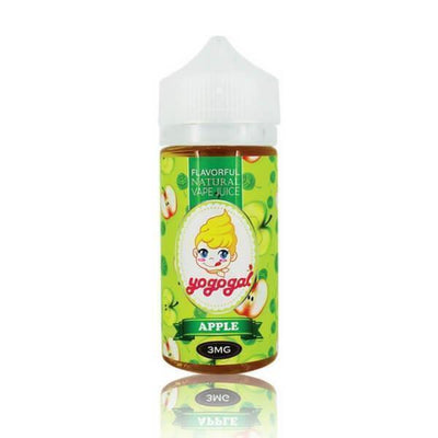 Apple - Yogogal E Liquid - E Juice - Breazy