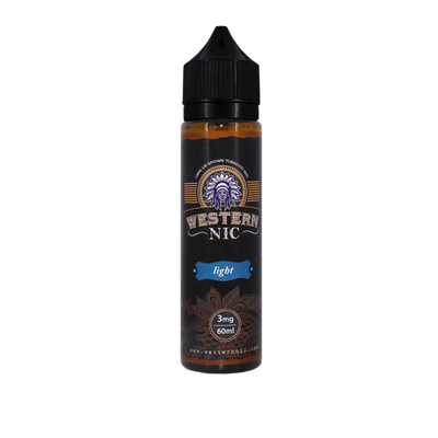Light - Western Nic E Liquid