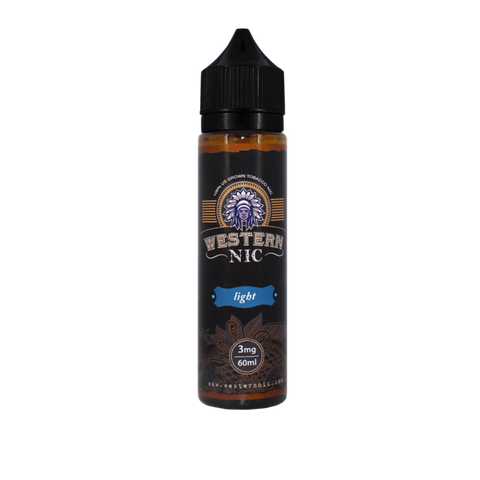 Light - Western Nic E Liquid - E Juice - Breazy