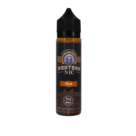 Dark - Western Nic E Liquid - E Juice - Breazy