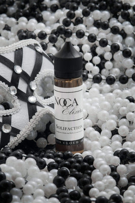 Solifaction - NOCA Elixirs E Liquid - E Juice - Breazy