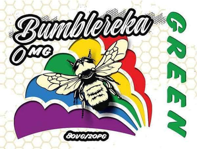 Green - Bumblereka - E Juice - Breazy