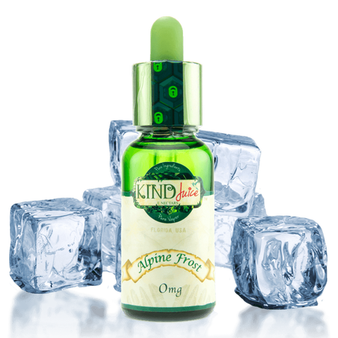 Alpine Frost - Kind juice - E Juice - Breazy