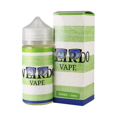 Creamy Tropical Candy - Weirdo Vape E Liquid - E Juice - Breazy