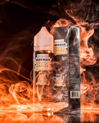 Vape Maid - Vape Maid E Liquid - E Juice - Breazy