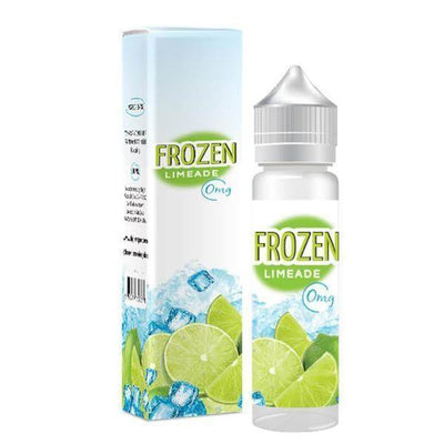 Frozen Limeade - Frozen Vapor Co. E Liquid - E Juice - Breazy