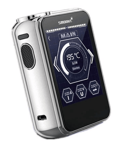 Smoant Charon TS 218 Touch Screen Box Mod - Smoant - Hardware - Breazy