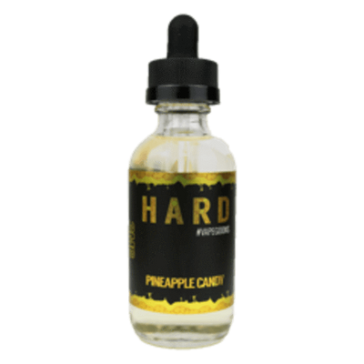 Pineapple Candy - Hard E Liquid - E Juice - Breazy