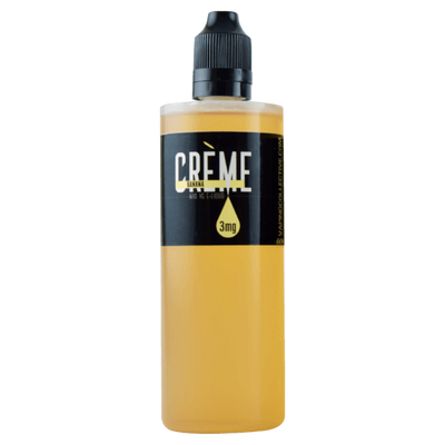 Banana Creme - Creme E Liquid - E Juice - Breazy