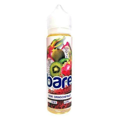 Kiwi Dragonfruit - Bare Naked E Liquid - E Juice - Breazy