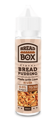 Bread Pudding - VR Labs LLC - E Juice - Breazy