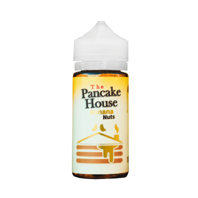 Banana Nuts - The Pancake House E Liquid