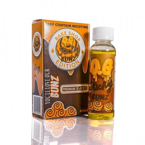 OG Sticky Bun - The Drip Company E Liquid