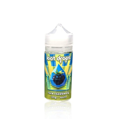 Rare Razzberry - Loot Drops E Liquid