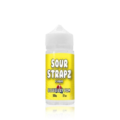 Blueberry Pom - Sour Strapz E Liquid