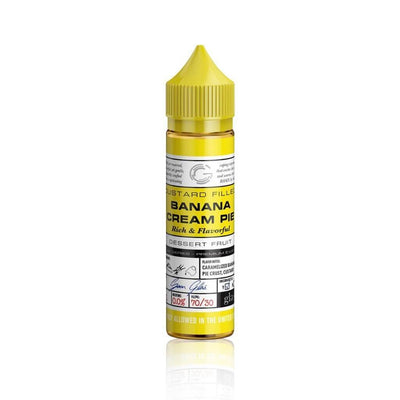 Banana Cream Pie - Glas Basix Series E Liquid