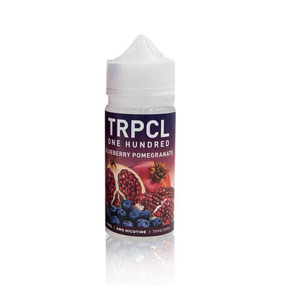 Blueberry Pomegranate  - Tropical 100 E Liquid