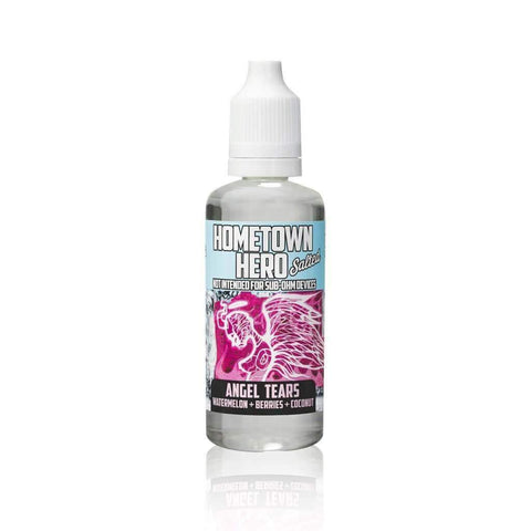 Angel Tears Salted - Hometown Hero Salt E Liquid