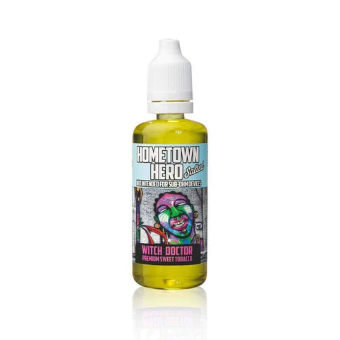 Witch Doctor Salted - Hometown Hero Salt E Liquid