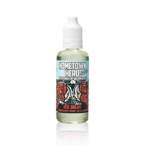 Red Dream Salted - Hometown Hero Salt E Liquid