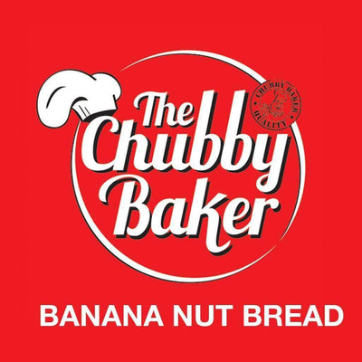 Banana Nut Bread - The Chubby Baker E Liquid