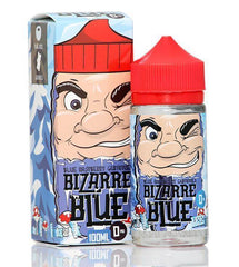 Blue Raspberry Gummies Ice (Salt E Liquid) - Bizarre Blue E Liquid
