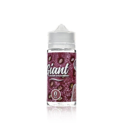 Frozen Strawberry - Giant E Juice