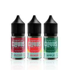 Coastal Clouds Bundle - Coastal Clouds Co. Salt E Liquid