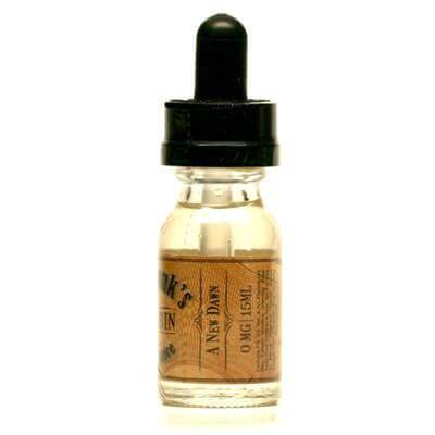 A New Dawn - Uncle Junk's Fog Cabin - E Juice - Breazy