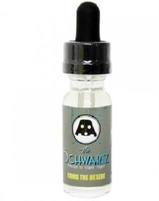 Comb the Desert - The Schwartz - E Juice - Breazy