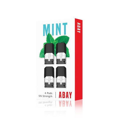 Mint Pods (4 Pack) - Abay