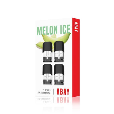 Melon Ice Pods (4 Pack) - Abay