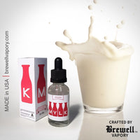 MYLK - Strawberry - Brewell Vapory