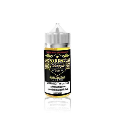 Pineapple Bears - Sour King E Liquid