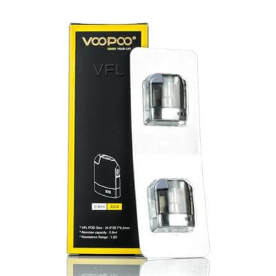 VFL Replacement Pods (2 Pack) - VooPoo