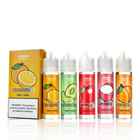 ORGNX E Liquid Bundle (300ml) - ORGNX E Liquid
