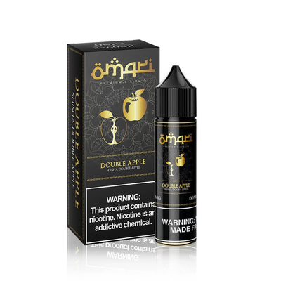 Double Apple - Omari Premium E Liquid