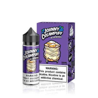 Blueberry - Johnny Cream Puff E Liquid