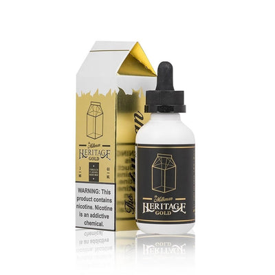 Gold - The Milkman Tobacco E Liquid