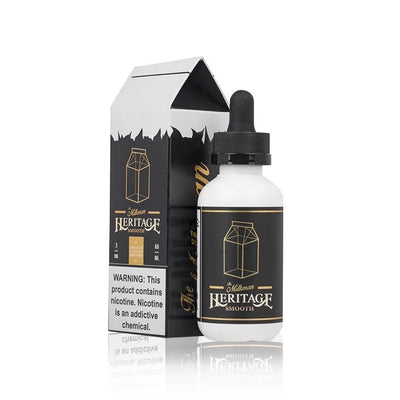 Smooth - The Milkman Tobacco E Liquid