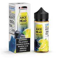 Blueberry Lemon - Juice Head E Liquid