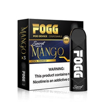 Secret Sauce Mango Disposable Pod Device - Fogg Vape