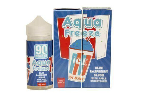 Aqua Freeze - 90's E Liquid Company